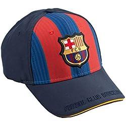Gorra F.C. Barcelona soccer junior primer equipo 2017 [AB2205]