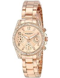Akribos AK710RG - Reloj para mujeres