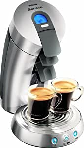 philips hd7830 50 senseo new generation kaffeepadmaschine silber metallic. Black Bedroom Furniture Sets. Home Design Ideas