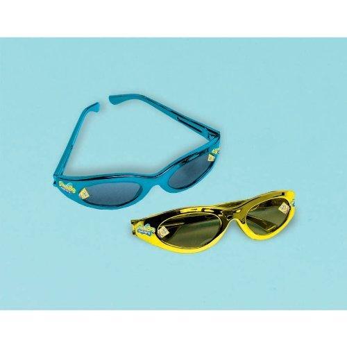 Spongebob Sonnenbrille 925 platiniert 6 Karat