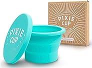Pixie Silicone Coppa pieghevole per la sterilizzazione Coppe mestruale e conservare i propri Diva Cup pieghevo