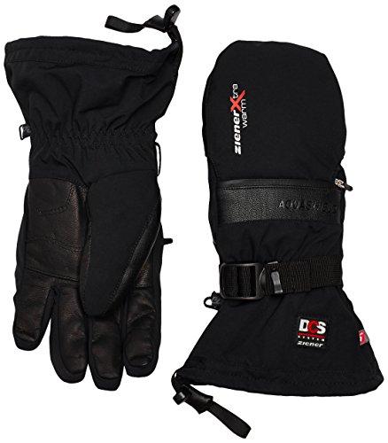 Ziener Herren Handschuhe Gallin AS PR DCS Gloves Ski Alpine, schwarz, 9, 801012