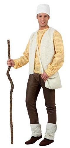 Atosa 8422259116295 - Costume da pastore Uomo, taglia: 50 - 52