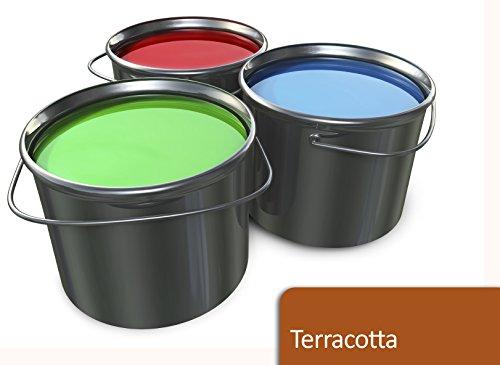 Betonfarbe Bodenfarbe seidenmatt verschiedene Farben
