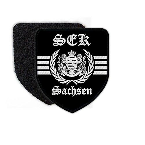 Patch SEK Sachsen Spezialeinsatzkommando Logo Polizei Auto Sitz Symbol Spezialeinheit Survivor R #23700 (Militär-auto-magneten)