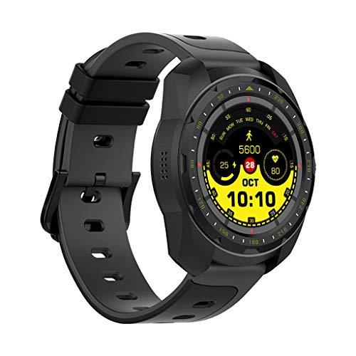 Hunpta@ Smart Uhr, Kids LBS Locator Tracker Smartwatch, Telefon SOS, wasserdicht, Verlustschutz