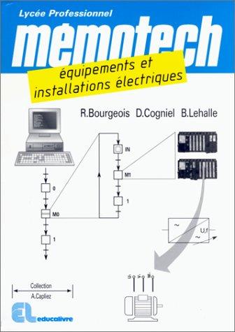 Équipements et installations électriques : BEP électrotechnique, bac professionnel équipements et installations électriques