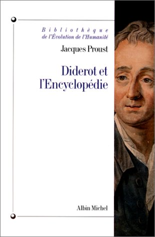 Diderot Et L'Encyclopedie (Collections Histoire)