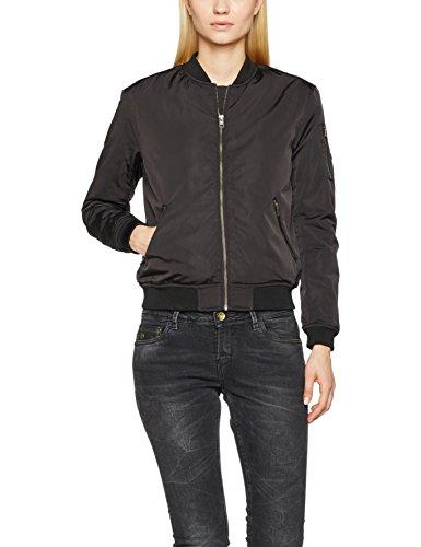 Tommy Jeans Damen BOMBER 20 Langarm Blouson Jacke Schwarz gebraucht kaufen  Wird an jeden Ort in Deutschland