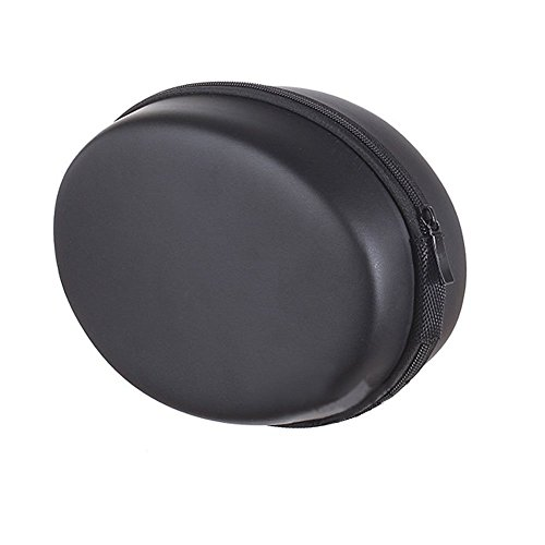 für Skullcandy S6HTW-K033 Hesh 3 Hülle EVA Trage Hart Tasche Schutzhülle Kopfhörer Schutztasche Fallbeutel Aufbewahrungstasche mit Karabiner Bluetooth Wireless Over-Ear-Kopfhörer Carry Case - 7