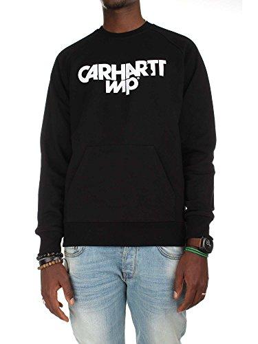 Carhartt WIP Herren Shatter Sweatshirt nero black