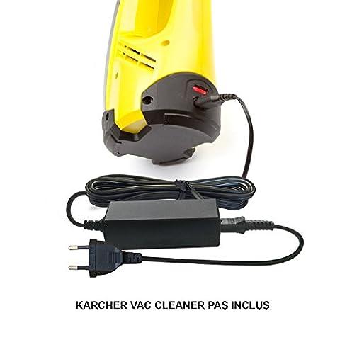 ABC Products® Remplacement Kärcher 5.5v 600mA Adaptateur Secteur / Batterie