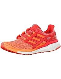 new concept 85b00 819af adidas Damen Energy Boost W Traillaufschuhe, rosa, 43 13 EU