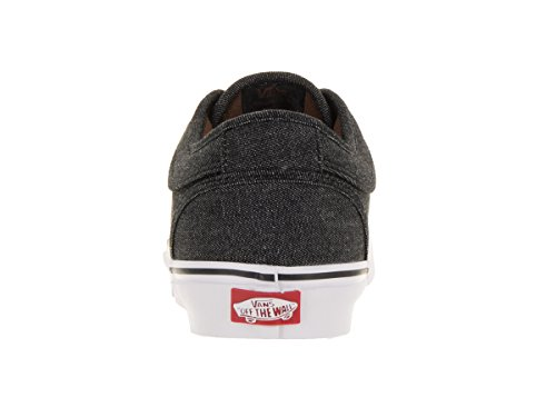 Chukka Vans Herren Sneakers Vans black Low denim Chukka 5qwXEIX