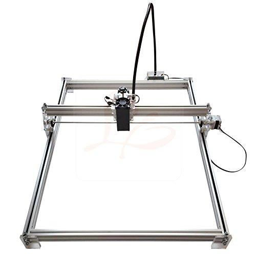 1000 mw DIY ersatzteile desktop mini laser graviermaschine Laserengraver 100 CM * 100 CM arbeitsbereich (Laser 100 Mw)