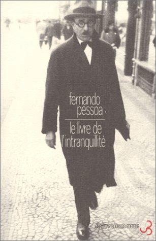 Le livre de l'intranquilité de Bernardo Soares