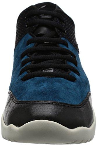 Geox D Sfinge A, Baskets Basses Femme Blau (OCTANE/NAVYC4186)