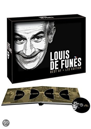 Louis de Funès - Best of - Coffret 25 DVD [Edition limitée de collection]