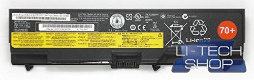 Kompatibler Akku 5200mAh für IBM Lenovo ThinkPad t520i-4240–5FG - Fg Tech