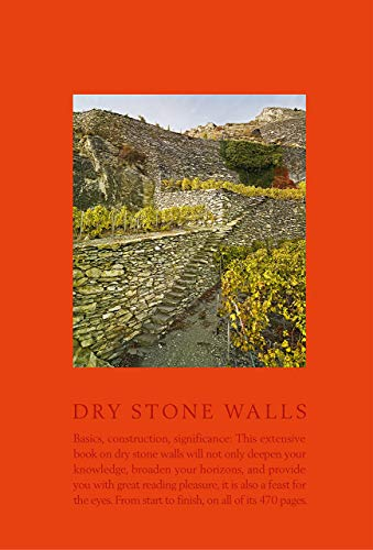 Dry Stone Walls: Fundamentals, Construction Guidelines, Significance (Crafts) (Marianne Handwerk)