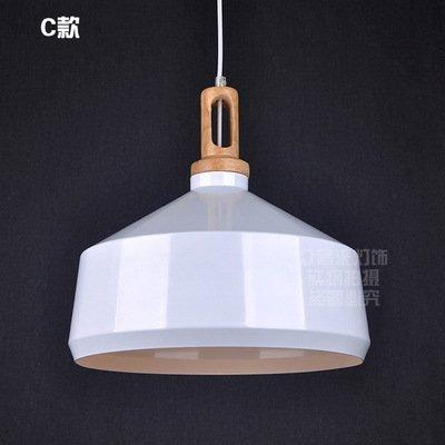 RBB Personalisierte dekorative Beleuchtung Flute Pendelleuchte,Weiß C -