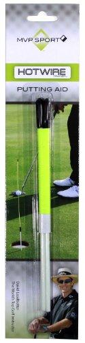 Hotwire MVP Sport Golf Putting & Alignment Aid (Aids Training Golf Alignment)