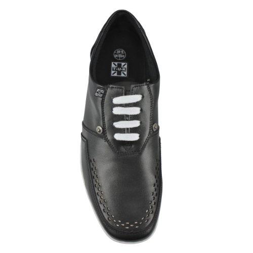 T.U.K., Sneaker uomo Nero (nero)