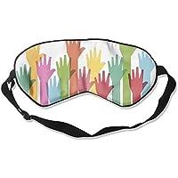 Comfortable Sleep Eyes Masks Allies Printed Sleeping Mask For Travelling, Night Noon Nap, Mediation Or Yoga preisvergleich bei billige-tabletten.eu