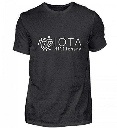 Hochwertiges Herren Shirt - Iota Shirt für Iota Millionäre