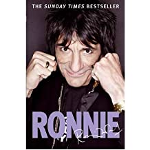 [ RONNIE BY WOOD, RONNIE](AUTHOR)PAPERBACK
