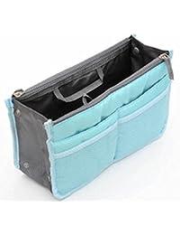TheWin, organizer da viaggio, inserto, ordinata trousse per cosmetici blu Blue rectangle 1x