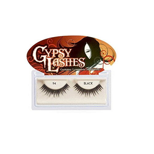 GYPSY LASHES False Eyelashes 904 Black
