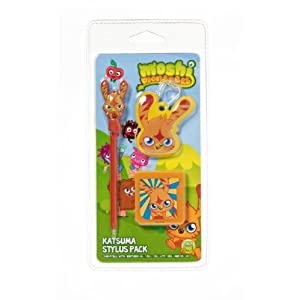 NEW! Moshi Monsters Stylus Pack Katsuma for Nintendo DS Lite DSi XL 3DS