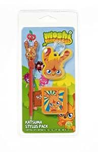 Moshi Monsters Stylus Pack - Katsuma (Nintendo 3DS/DSi/DS Lite/DSi XL)