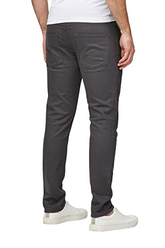 next Homme Skinny Fit Jean Stretch Gris