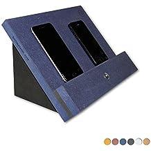 Oachkatzerl VanDock 27 Color Dockingstation (Die Ladestation für Handys, Tablets, e-Reader und mehr) VD27 - (Blau)