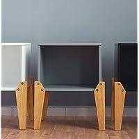Preisvergleich für Kidsaw LTD, Solar JoyBox, Holz, Grau, 34x 40x 54cm