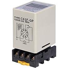 Controlador de Nivel de Agua sin Flotador Interruptor de Nivel de Líquido sin Flúter AC220V 50