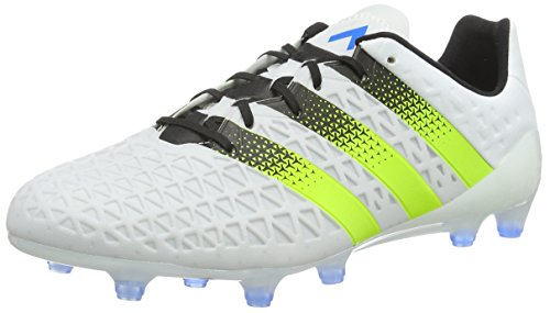 Scarpe Da Calcio Adidas Da Uomo 16.1 Fg / Ag Scarpe Da Calcio Bianche (ftwr