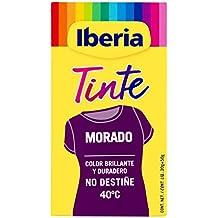 Iberia Tinte Morado para Ropa - 70 gr