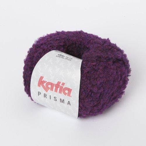 Katia Prisma - Farbe: Lila/Negro (106) - 50 g / ca. 200 m Wolle (Prisma Garn)