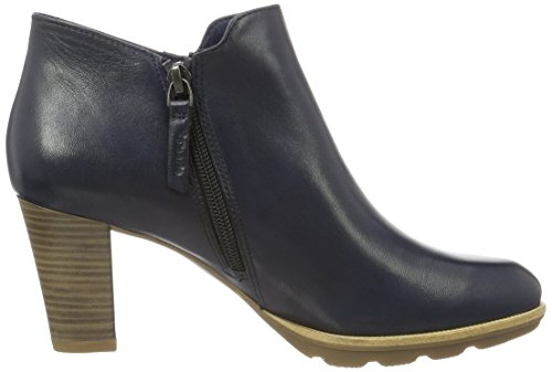 Tamaris 25309, Bottes femme Bleu (Navy Leather 848)