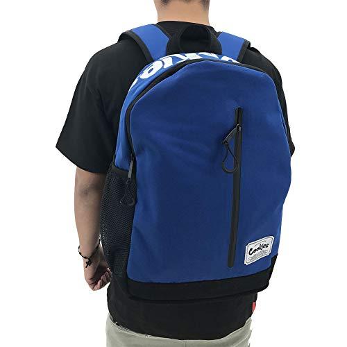 Cookies SF Berner Unisex Smell Proof Commuter Backpack Bag Royal Blue