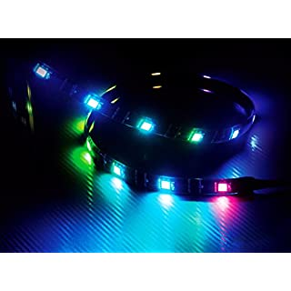 Akasa Vegas MBA 60 cm Digital Addressable RGB LED Light Strip