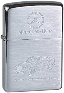 original zippo feuerzeug mercedes benz c klasse. Black Bedroom Furniture Sets. Home Design Ideas