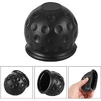 ONEVER - Tapa de bola de dos barras, color negro, tamaño 2,5 x 2,5 x 2,6 pulgadas
