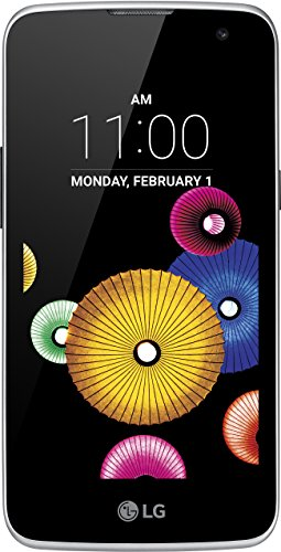 LG K4 Smartphone (11,4 cm (4,5 Zoll) Touch-Display, 8 GB interner Speicher, Android 5.1) indigo