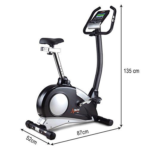 DKN AM-E Exercise Bike – Black