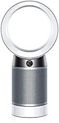 Dyson Pure Cool table air purifier (with 2 HEPA filters and 2 activated carbon filter, incl. Remote control and app control, fan and air cleaner with odor and pollutant filter)