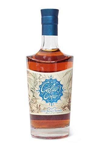 Calico's Crew - Anne Bonny's Favorite - Der Sensationserfolg des Rum Festivals in Berlin 2017, feinster weicher Rum mit edlen Honig-, Vanille- sowie Erdbeer-, und Aprikosenoten